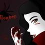 Happy Halloween by ChibiAshley