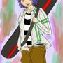 Snowboarder Sota by BladeHero