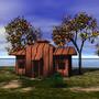 Serene Lakeside by StarTrekOmega