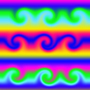 Tye Dye Ocean by psychodude55