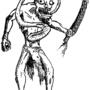frogman by spacepickle2