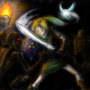 Link vs. ReDeads by GiyganMage