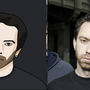 Tim McIlrath Cartoonized by TripleDK