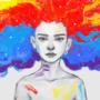 Painterly by artbycaiti