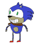 Horrible Sonic by CastleCrashers64
