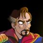 Doctor Strange by GarethEvansAnimation