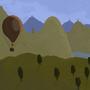 Fantasy ish landscape