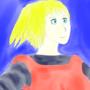 Animegirl50coloured by Nimroder