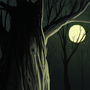 Spooky Tree by CultistLemming