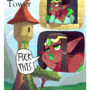 Lonely Tower pg.1 by Dieselbrain
