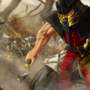 Apocalyptic Samurai Knight by MelesMeles