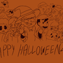Halloween by ShirukenMaster & Omar V by WhateverArts02
