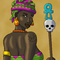 Priestess of Tanit