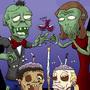 Zombie Love by JokerInc77