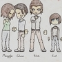 The Walking Dead Commision by Ani-Mus