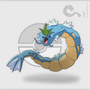 Oddish + Gyarados / Challenge of the Month - PokéMashup by iTeeto