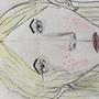 Female face by Surviverart