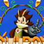 Otus the Owlboy Title Screen by ScepterDPinoy