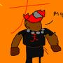 Akuma does that raging demon thing he always seems to do by Wegra