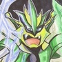 Teklor (scyther+electabuzz) by DisGermanGuy