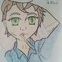 Manga Caricature by Ani-Mus
