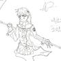 Soul Eater Spartoi Maka by ScribbleAnt