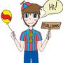 Balloon Boy by NostalgicNerd94