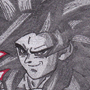 Super Saiyan 4 Goku by JackJohns
