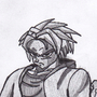 My Teenage Self as a DBZ character by JackJohns