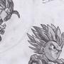 Super Saiyan Gotenks & Super Saiyan 3 Goku by JackJohns