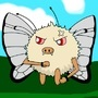 Primeape + Butterfree = Primerfree! by nsix4
