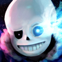 Undertale's Sans by TheChrisN