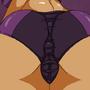 Sombra's ass