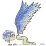 Fallen Angel by Ani-Mus
