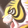 Tiger Mask by DirtyScoundrel