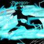 Zhaegon the Thunder God by Johnny-Nguyen