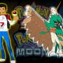 ポケモンスターバージョン My Fantasy Team 5 by Rojay101