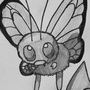 #10 Caterpie #11 Metapod #12 Butterfree by JackJohns