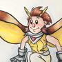 Owlboy the traditionnal by miliade