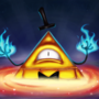 Bill Cipher by Jcrown41