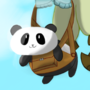 Pandas jorney with Owlboy by Nekuma