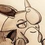 #39 Jigglypuff #40 Wigglytuff by JackJohns