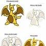 The Evolution of PikaZard by berdthenerdy