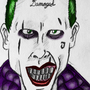 Jared Leto Joker by Tedecamp