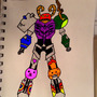 Castle Crashers Megazord by BurnzyBoy69