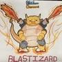 Blastoise...? Charizard...?... BLASTIZARD by Rabbitbuttler
