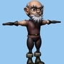 CG Dwarf01 by misterprickly
