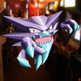 Poryhaunter (Porygon + Haunter) by Isac Samuel for Jazza November Challenge 2016 by isacss