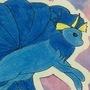 Vaporean + Ninetails = Vaportails by xXMoonShimmerXx