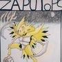 Kabutops + Zapdos = Zaputops by PLX123